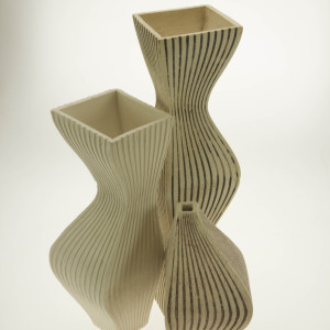 wave vase group
